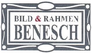 Logo Bild und Rahmen Benesch